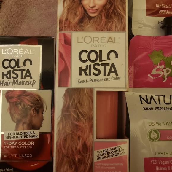 L Oreal Accessories Semi Permanent Hair Color Poshmark